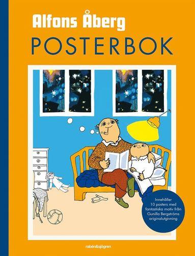 bokomslag Posterbok: Alfons Åberg : 10 klassiska bilder att riva ut och rama in