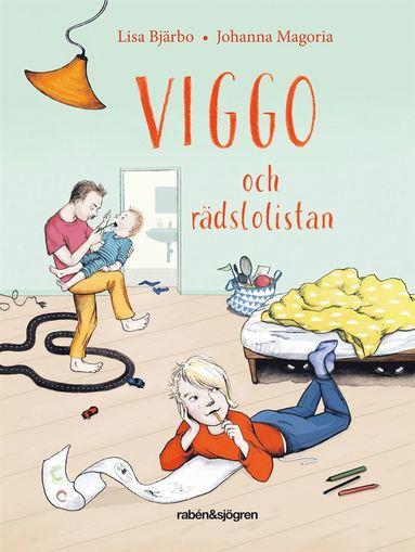 bokomslag Viggo och rädslolistan