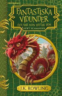 bokomslag Fantastiska vidunder och var man hittar dem