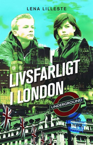 bokomslag Livsfarligt i London