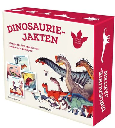 Memo Dinosauriejakten