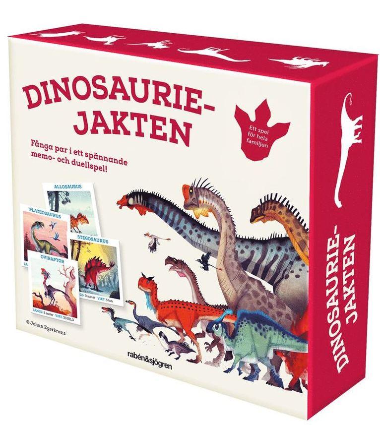 Memo Dinosauriejakten 1