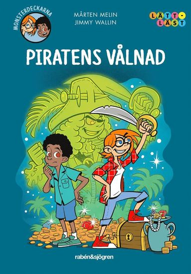bokomslag Piratens vålnad