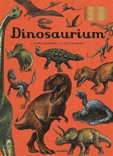 bokomslag Dinosaurium