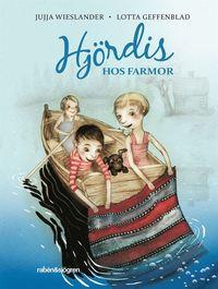 bokomslag Hjördis hos Farmor