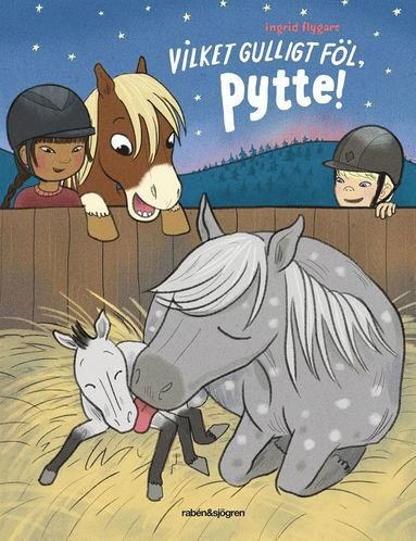 bokomslag Vilket gulligt föl, Pytte