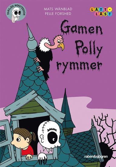 bokomslag Gamen Polly rymmer
