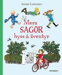 bokomslag Mera sagor, hyss & äventyr
