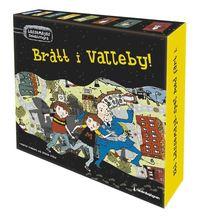 Spel Brått i Valleby! LasseMaja