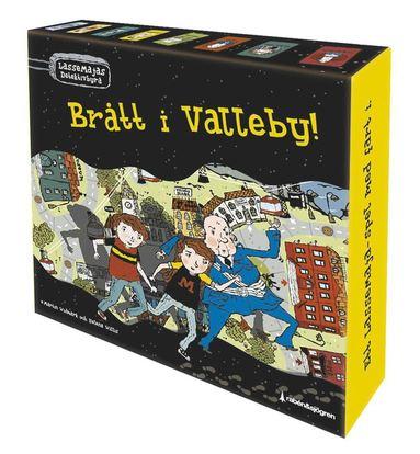 Brått i Valleby! LasseMaja 1