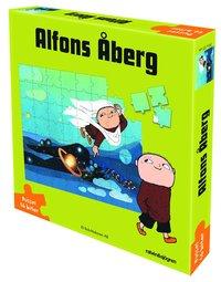 Pussel 56 bitar Alfons Åberg