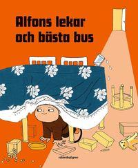 bokomslag Alfons lekar och bästa bus