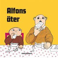 bokomslag Alfons äter