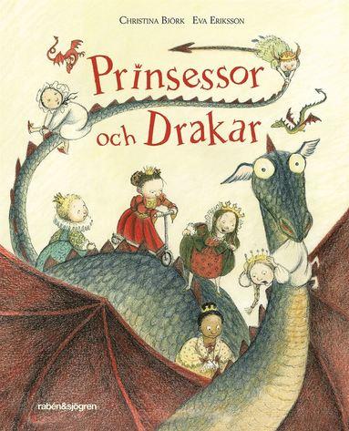 bokomslag Prinsessor och drakar