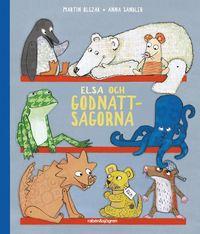 bokomslag Elsa och godnattsagorna