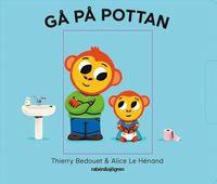 bokomslag Gå på pottan