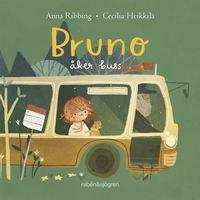 bokomslag Bruno åker buss