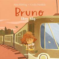 bokomslag Bruno åker tåg