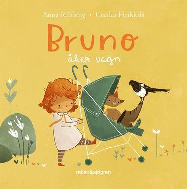 bokomslag Bruno åker vagn
