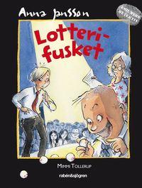 bokomslag Lotterifusket