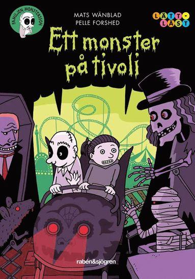 bokomslag Ett monster på tivoli