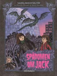 bokomslag Spådomen om Jack - samlingsvolym