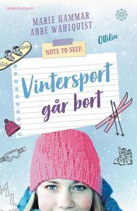bokomslag Vintersport går bort