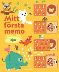 bokomslag Mitt första memo : djur