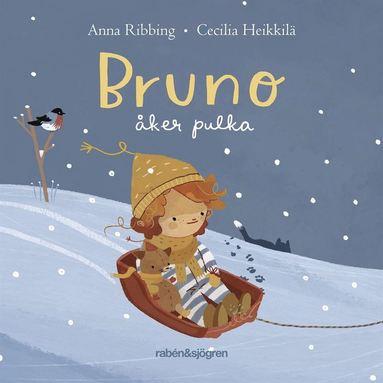 bokomslag Bruno åker pulka