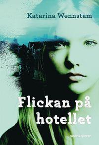 bokomslag Flickan på hotellet