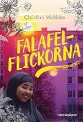 bokomslag Falafelflickorna