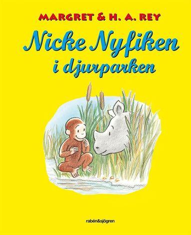 bokomslag Nicke Nyfiken i djurparken