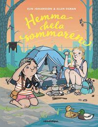 bokomslag Hemma hela sommaren