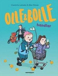 bokomslag Olle och Bolle handlar
