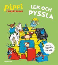 bokomslag Pippi Långstrump - Lek och pyssla