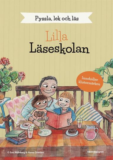 bokomslag Lilla läseskolan : pyssla, lek och läs