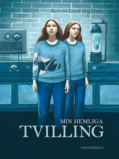 bokomslag Min hemliga tvilling