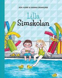 bokomslag Lilla simskolan