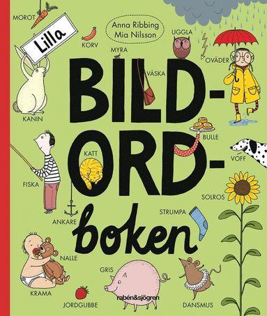 bokomslag Lilla bildordboken