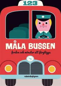bokomslag Måla fordon : 13 fordon och mönster att färglägga