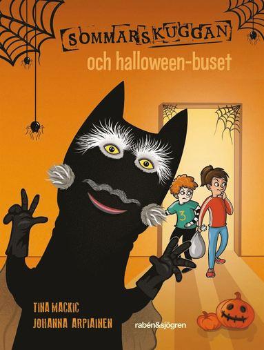 bokomslag Sommarskuggan och halloween-buset