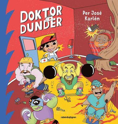 bokomslag Doktor Dunder
