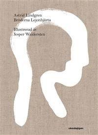 bokomslag Bröderna Lejonhjärta (illustrerad av Jesper Waldersten)