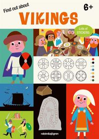 bokomslag Find out about Vikings