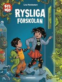 bokomslag Rysliga förskolan