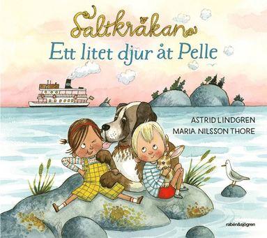 bokomslag Saltkråkan: Ett litet djur åt Pelle