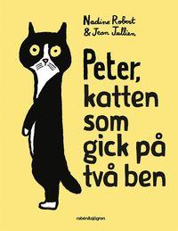 bokomslag Peter, katten som gick på två ben