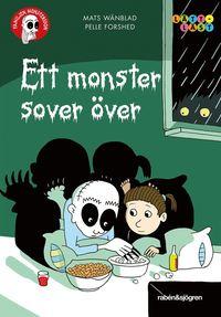 bokomslag Familjen Monstersson. Ett monster sover över