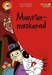 bokomslag Monstermaskerad