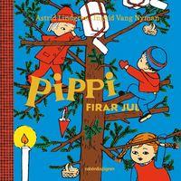 bokomslag Pippi firar jul